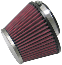 60mm Oval Powered Paraglider (PPG) air filter