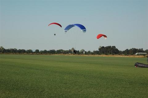 Complete Paramotor instruction