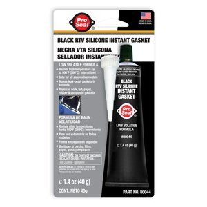 Black RTV Silicone Instant Gasket -70°F to + 500°F