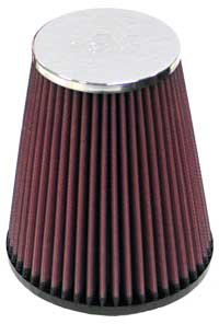 62mm Cone Powered Paraglider (PPG) air filter