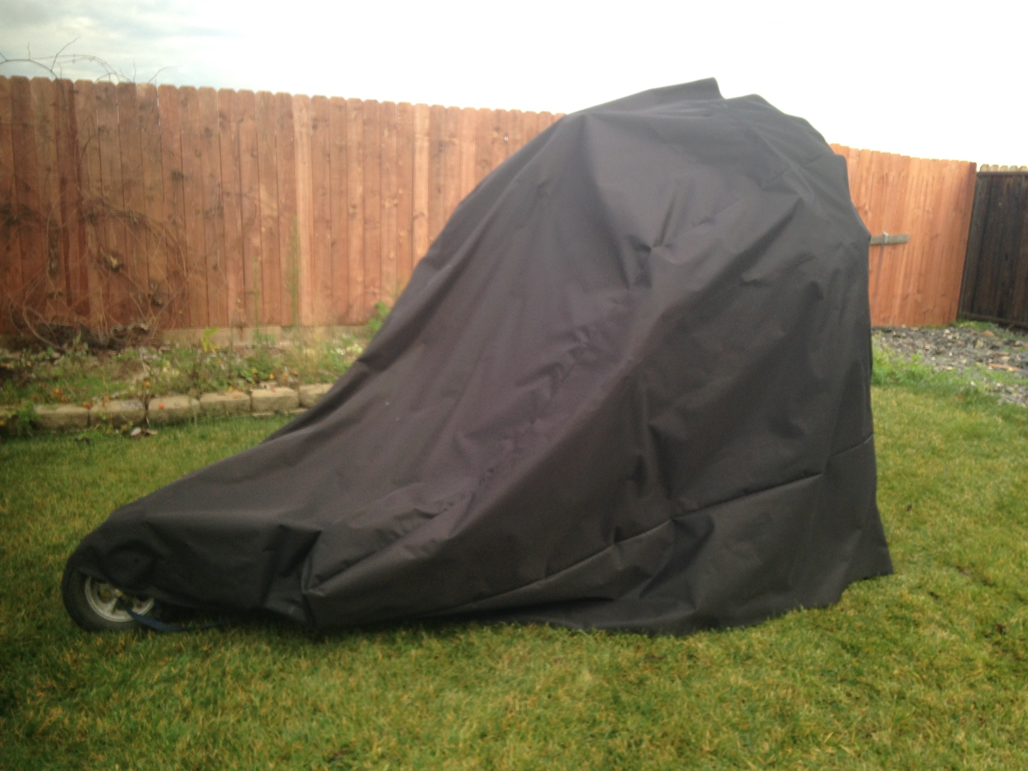 Heavy Duty PPC Powered Parachute Cover